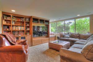 Blue Ridge Family Room